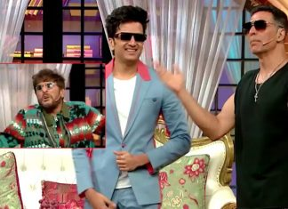 The Kapil Sharma Show: Akshay Kumar Blames His Flop Films Acting Career On Chunky Panday & His Reaction To It Is Hilarious! WATCH