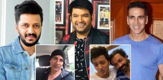 "The Kapil Sharma Show BTS: ""Jhootha Hai Akshay Kumar,"" Claims Riteish Deshmukh; Actor REACTS"
