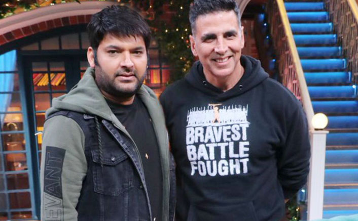 The Kapil Sharma Show: Kapil Posts A HILARIOUS Tweet For Akshay Kumar's 'Morning Shoot' Habit