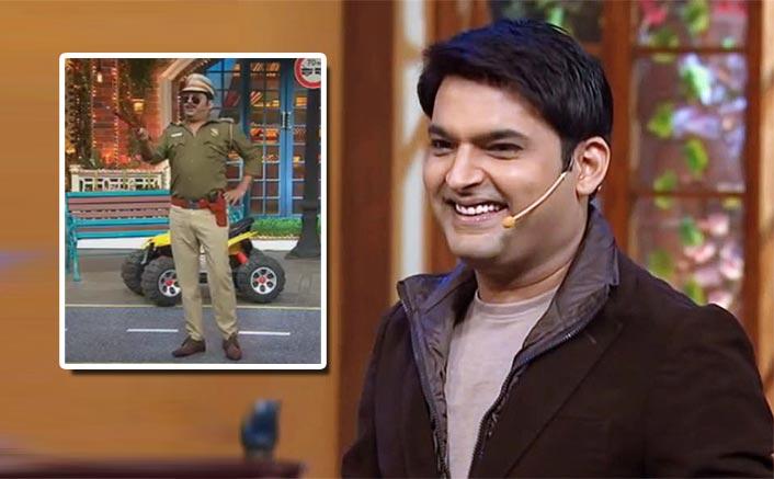 The Kapil Sharma Show: Kapil Sharma Brings A Fusion To Ajay Devgn's Singham & Salman Khan's Chulbul Pandey!