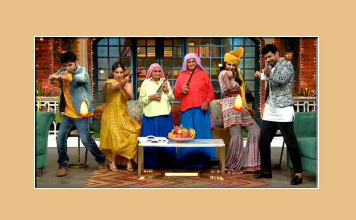 The Kapil Sharma Show: Shooter Dadis Threatens Kapil.. AGEY UMESH DEGA!