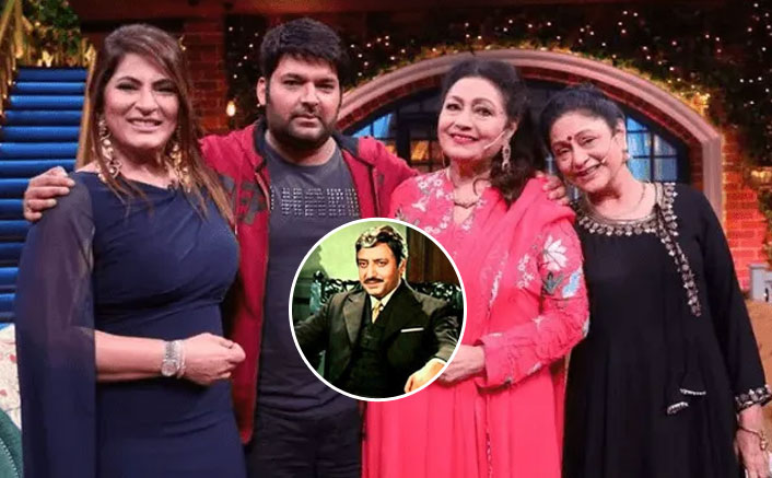 The Kapil Sharma Show UNCENSORED: Aruna Irani Makes A Big Revelation That She Almost Got Raped Once