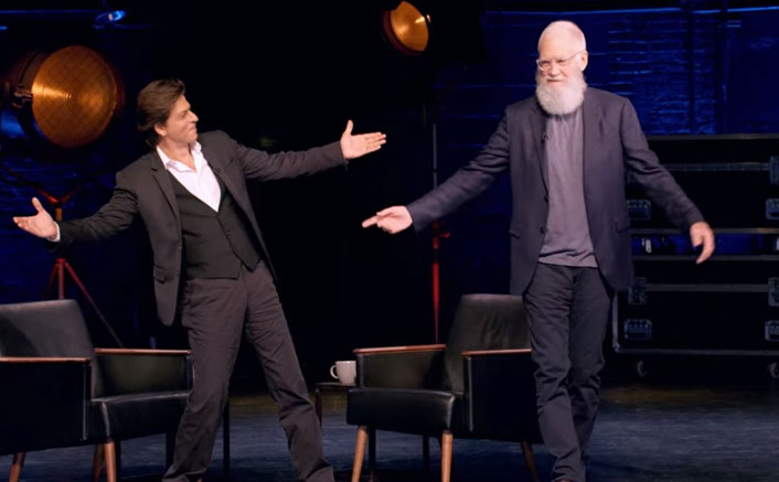 Episode featuring Shah Rukh Khan garners the highest ever IMDb rating of 9.3 for 'David Letterman show'!