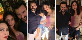 Saif Ali Khan & Kareena Kapoor Khan Celebrate 7th Anniversary In Style! See Pics