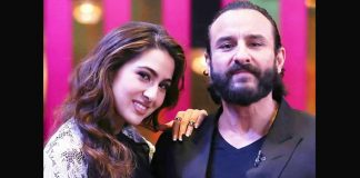 This Is What Saif Ali Khan Appreciates Daughter Sara Ali Khan For