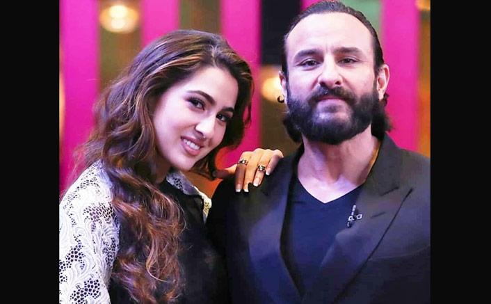 This Is What Saif Ali Khan Appreciates Daughter Sara Ali Khan For