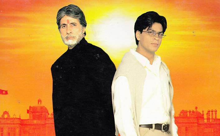 #Throwback Thursday: Amitabh Bachchan Went Bankrupt And It Was Shah Rukh Khan's Mohabbtein Who Helped Him
