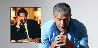 Throwback Thursday: Milind Soman shares pic from 31 years ago