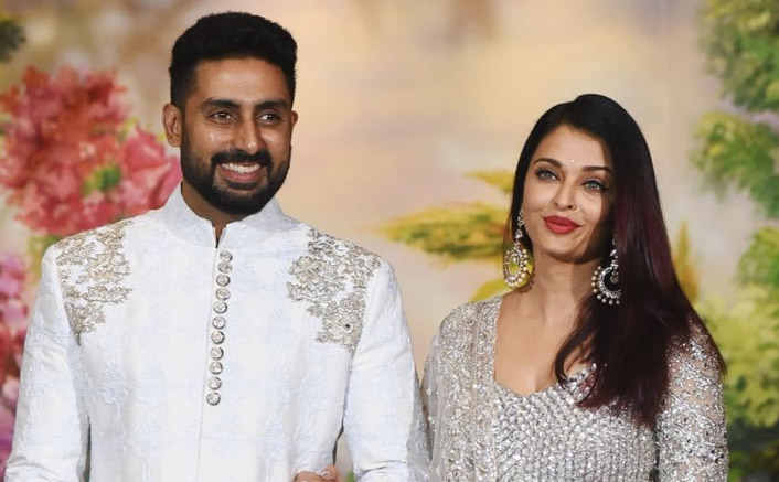 #ThrowbackThursday: Abhishek Bachchan & Aishwarya Rai Bachchan's First Karwa Chauth Together Was A Magical Affair