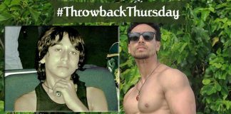 #ThrowbackThursday: When 'Tiger' Shroff Was A Cub