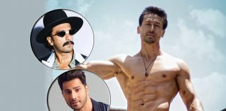 "Tiger Shroff: ""Would Never Dare To Compete With Varun Dhawan Or Ranveer Singh"""