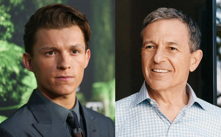 Tom Holland Stopped Spider-man From Leaving MCU – reveals Bob Iger