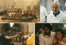 *Trailer of Dev Patel and Anupam Kher starrer, Hotel Mumbai*