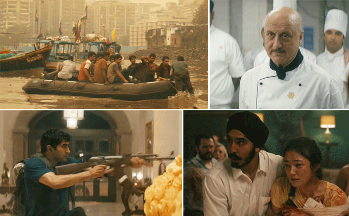 Hotel Mumbai Trailer: This Dev Patel-Anupam Kher Starrer Traces The Untold Story Of Bravery During 26/11