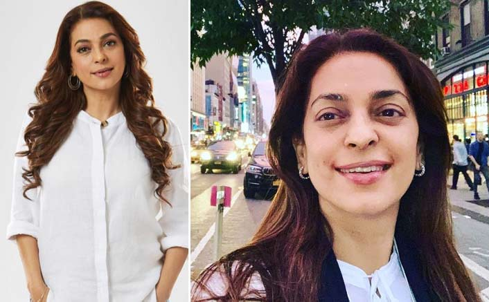 Try Juhi Chawla's Trick To Keep Away Dry Skin This Winter