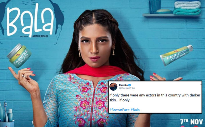 Twitterati Slams Bala Makers For Altering Bhumi Pednekar's Skin Tone To Shades Darker