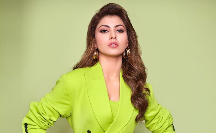 Urvashi Rautela gets drink named after her at Goa club