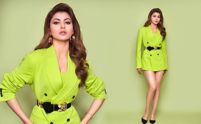 Diwali 2019: All About Urvashi Rautela's Neon SIZZLE
