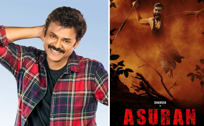 Venkatesh To Step In Dhanush's Shoes For Telugu Remake Of Asuran