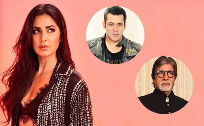 Video: Amitabh Bachchan To Salman Khan Bollywood Biggies Congratulate Katrina Kaif On Launch Of Her Beauty Line
