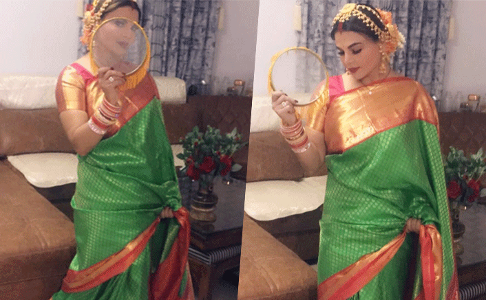 Video! Rakhi Sawant Celebrated Her First Karwa Chauth For The 'Invisible' Husband