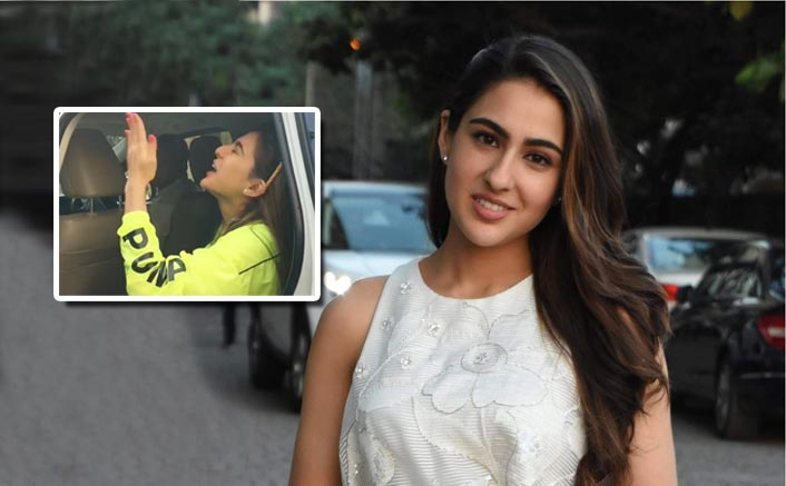 VIDEO: Sara Ali Khan Wins Heart With Her Simplicity Yet Again As She Blows Kisses To Little Kids