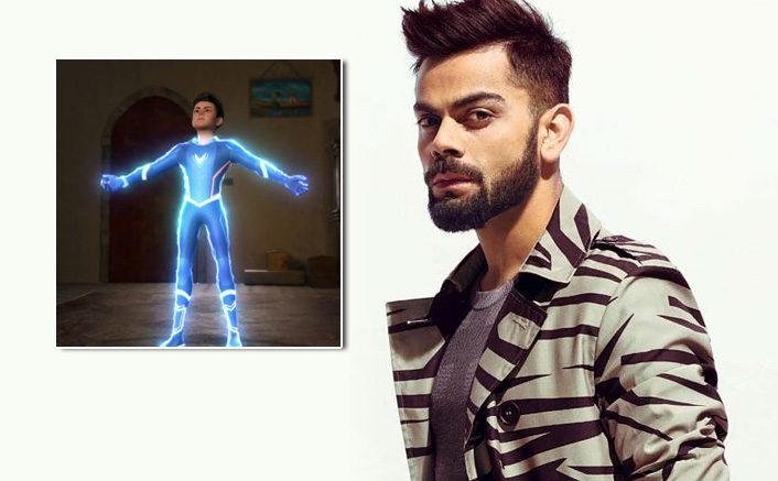 "Virat Kohli On His Superhero Series Super V: ""It Has A Very Beautiful Storyline Along With Really Good Animation"""