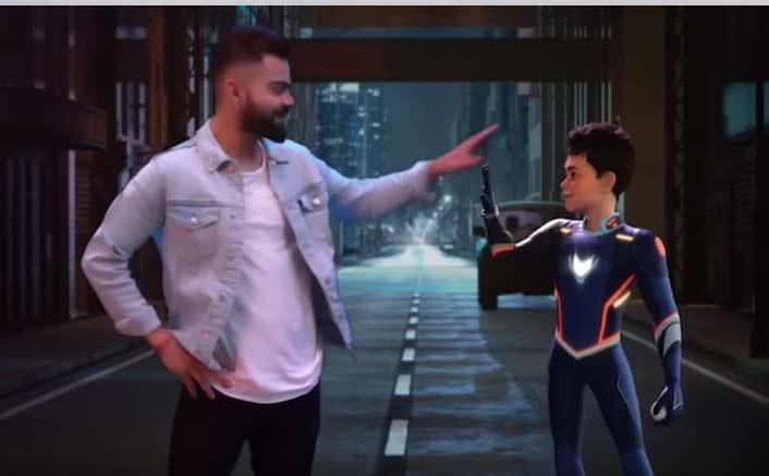 Virat Kohli's superhero avatar Super V on TV soon
