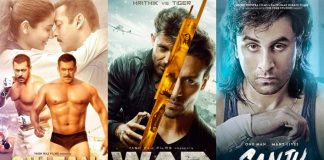 War Box Office: 216 Crores VS Sultan, Sanju – Top 4 Biggies That Entered 200 Crore Club In 7 Days!