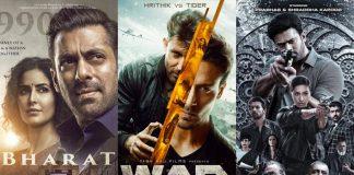 War Box Office: Beats Bharat, Kabir Singh & Saaho To Emerge 2019's Highest 3-Day Total