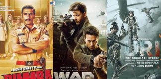 War Box Office: Becomes 10th Highest Bollywood Grosser Of All Time By Leaving Simmba, Krrish 3 & Uri: The Surgical Strike Behind