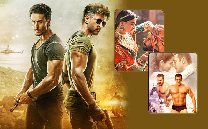 War Box Office: Becomes 6th Highest Bollywood Grosser Of All Time By Crossing Two Big Movies