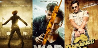 War Box Office: Crosses Kesari, Dabangg 2 & 20 More Films On Its 5th Day Run