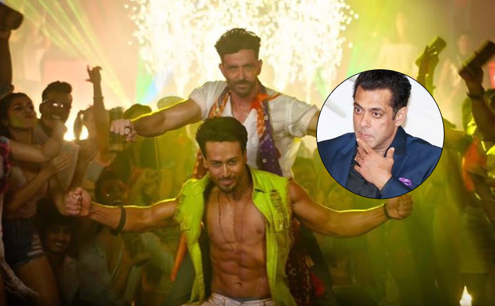 War Box Office: Hrithik Roshan & Tiger Shroff Starrer Surpasses THIS Salman Khan Biggie!