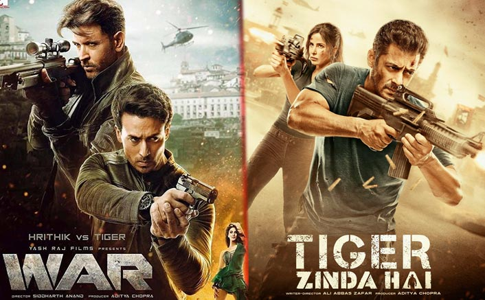 War Box Office: Will Hrithik Roshan & Tiger Shroff Starrer Cross Tiger Zinda Hai To Become Highest Grossing Action Movie?