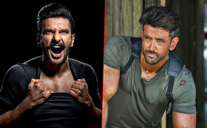War Box Office: With 300 Crores, Hrithik Roshan Beats Ranveer Singh In Koimoi's Box Office Power Index