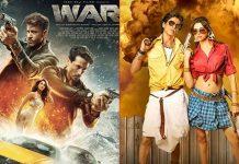 War Box Office (Worldwide): Shah Rukh Khan's Highest Grosser Chennai Express Is Now A History!