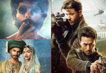 War Box Office (Worldwide): The Film Leaves Behind Kabir Singh & Bajirao Mastani