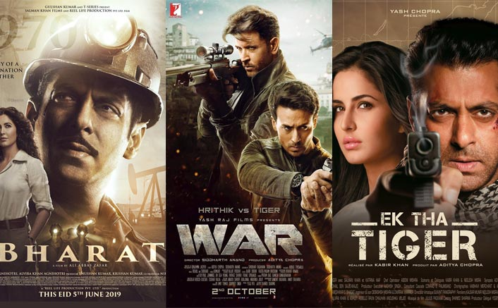 War Box Office (Worldwide): The Jodi Of Hrithik Roshan-Tiger Shroff EXCEEDS Salman Khan's Bharat & Ek Tha Tiger