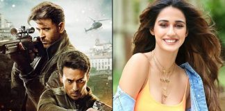 "War: ""Hrithik Roshan & Tiger Shroff Are The BEST Couple,"" Claims Disha Patani"