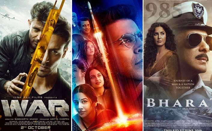 War Box Office: Crosses Mission Mangal, Bharat & 3 Others In 7 Days Flat