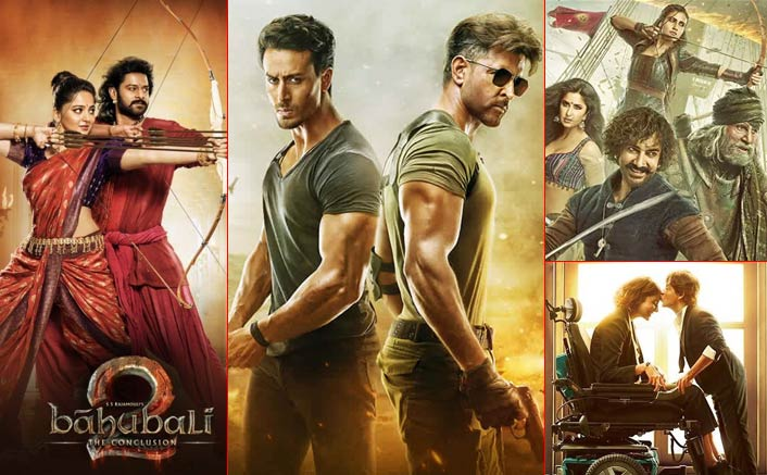 War Trailer Hits TheMilestone! Joins Zero, Thugs Of Hindostan & Baahubali 2