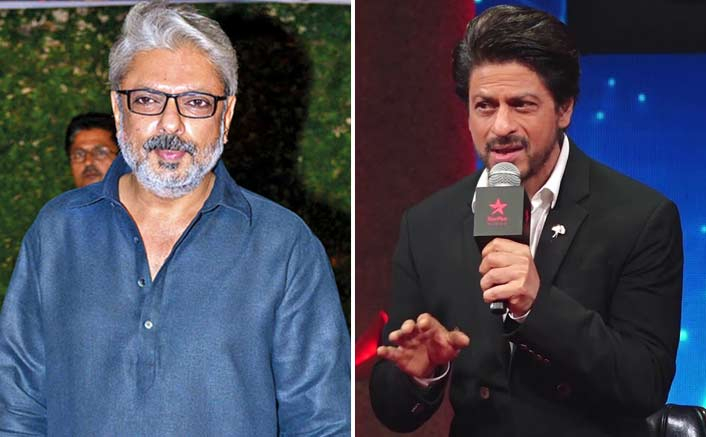 WATCH: Did Shah Rukh Khan Drop A Hint Of Doing Sanjay Leela Bhansali's Inshallah After Salman Khan's Exit?