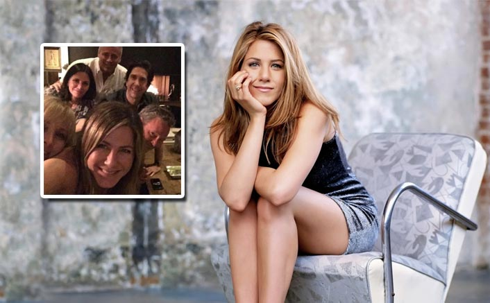 Were Jennifer Aniston & Friends Drugged & Had Coke In Their Latest Union? Netizens Suspect