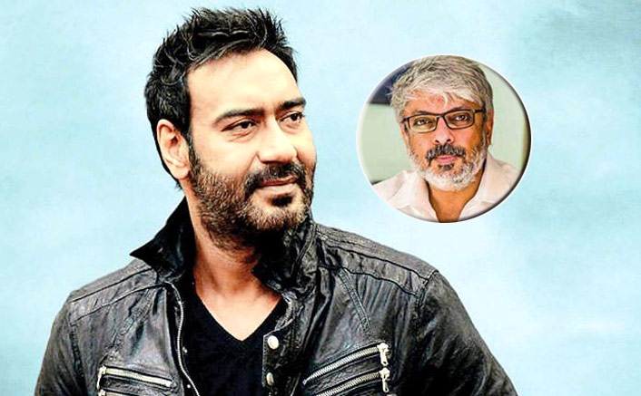 WHAT! Ajay Devgn To Collaborate With Sanjay Leela Bhansali For His Next?