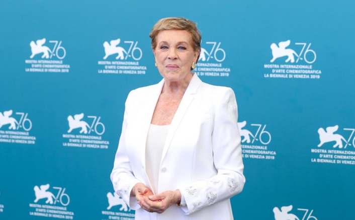 What's Julie Andrews biggest disappointment?