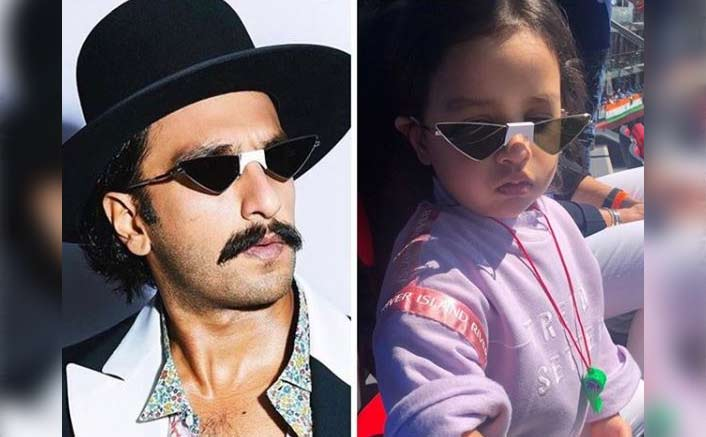 MS Dhoni's Daughter Ziva Spots Ranveer Singh Wearing Her Glasses - Here's What Happened Next!