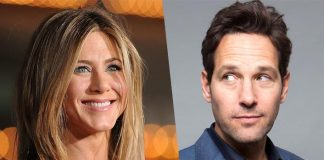 When Paul Rudd ran over Jennifer Aniston's injured toe