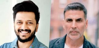 When Riteish shook a leg with a kid on 'Housefull 4' set