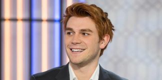 Why being Archie in 'Riverdale' is a challenge for KJ Apa